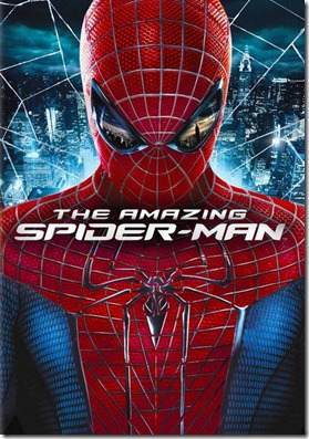 Spidey DVD