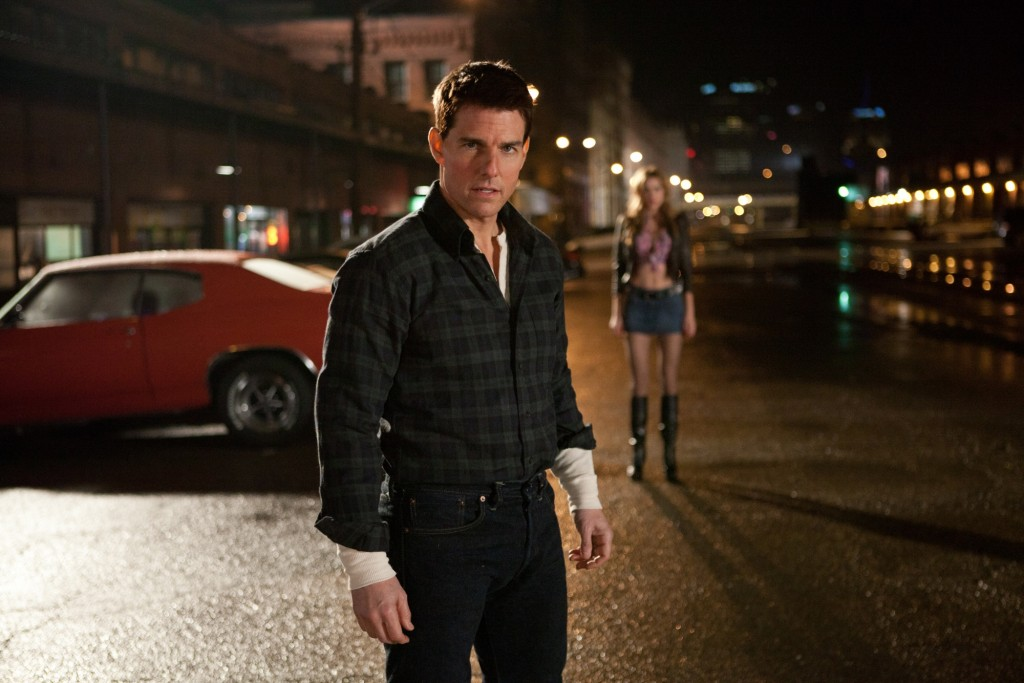 Jack Reacher Movie Review