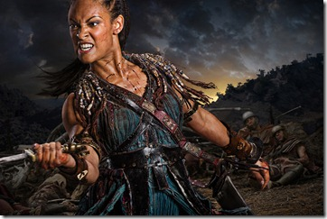 Spartacus: War Of The Damned 2013