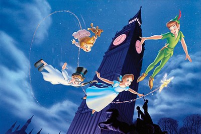 Peter Pan Diamond Edition Blu-ray Review