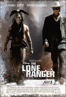 The Lone Ranger Superbowl Trailer Hits!