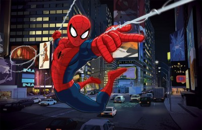 Ultimate Spider-Man on Disney XD