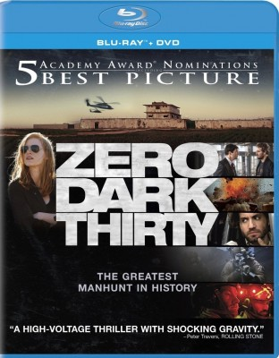 Zero Dark Thirty Blu-ray Review