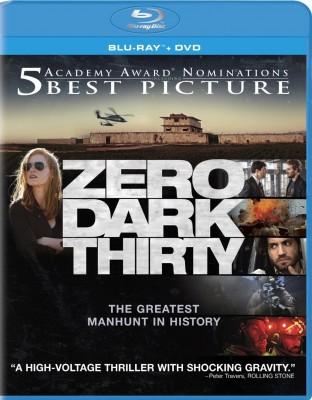 Zero Dark Thirty Blu-ray Review