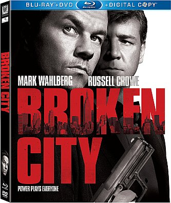 Broken City Blu-ray Contest