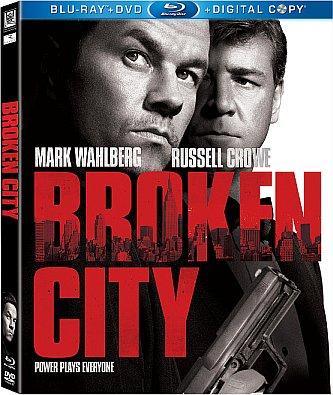 Broken City Blu-ray Contest
