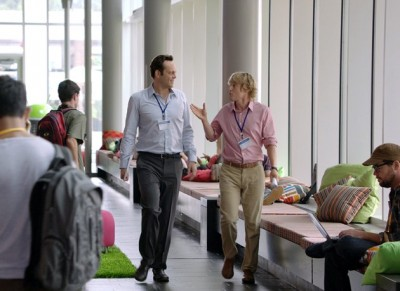 The Internship Vince Vaughn and Owen Wilson