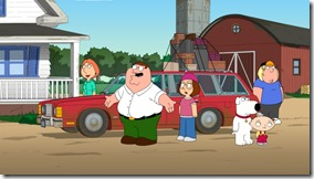 """FAMILY GUY:  The Griffins move to the country to live on a farm where Peter starts an illicit drug business, a la """"Breaking Bad"""" in an all-new """"Farmer Guy"""" episode of FAMILY GUY airing Sunday, May 12 (9:00-10:00 PM ET/PT) on FOX.  FAMILY GUY ™ and ©2013 TCFFC ALL RIGHTS RESERVED."""