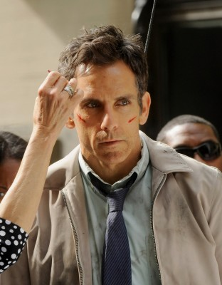 """On Location For """"The Secret Life Of Walter Mitty"""""""