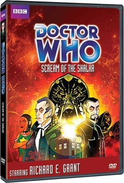 DoctorWho ScreamOfTheShalka