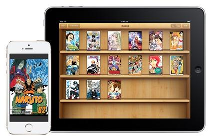 VIZMediaManga-NowOn-iBooks