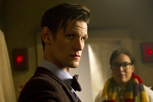 Picture shows Matt Smith as the Eleventh Doctor in the 50th Anniversary Special - The Day of the Doctor
