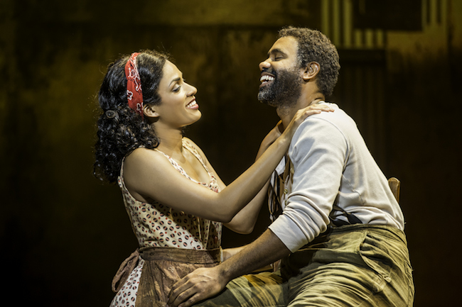 Porgy and Bess Returns to DC. Michelle's Review!