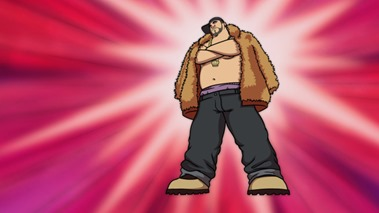 """CHOZEN: Episode 1, Season 1 """"Pilot"""" (airing Monday, January 13, 10:30 pm e/p). An aspiring rapper tries to get his life back on track after being released from prison. Written by Grant Dekernion. Pictured: Chozen (voice of Bobby Moynihan). FX Network"""