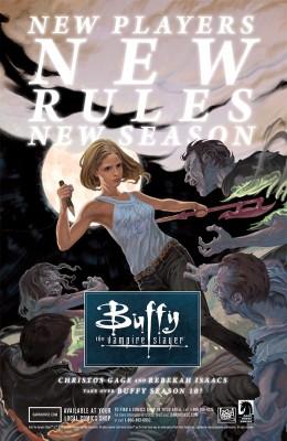 March 19 - Buffy [Dark Horse] (1)a