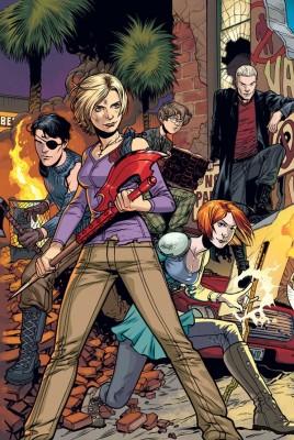 March 19 - Buffy [Dark Horse] (1)b