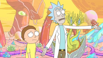 Rick and Morty2