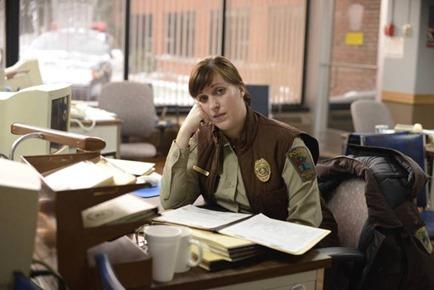 FARGO - Pictured: Allison Tolman as Molly Solverson. CR: Chris Large/FX