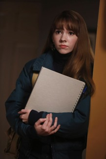 "THE AMERICANS -- ""Stealth"" -- Episode 11 (Airs Wenesday, May 7, 10:00 PM e/p) Pictured: Holly Taylor as Paige Jennings. CR. Craig Blankenhorn/FX"