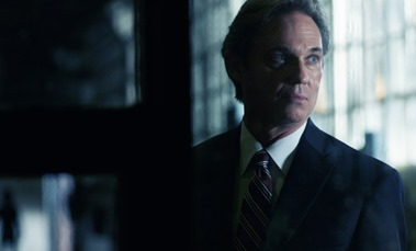 THE AMERICANS - Pictured: Richard Thomas as Agent Gadd. CR: Frank Ockenfels/FX