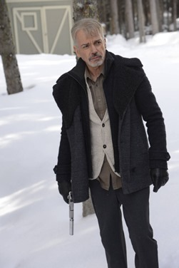 "FARGO ""Morton's Fork"" -- Episode 110 -- Airs Tuesday, June 17, 10:00 pm e/p) -- Pictured: Billy Bob Thornton as Lorne Malvo -- CR: Chris Large/FX"