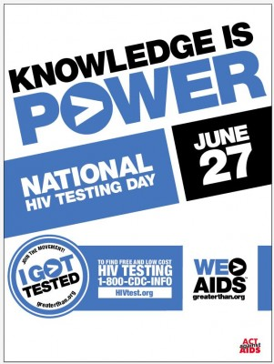 CDC National HIV-Testing Day