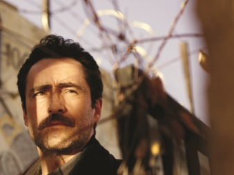 THE BRIDGE -- Pictured: Demian Bichir as Marco Ruiz -- CR: Kurt Iswarienko/FX