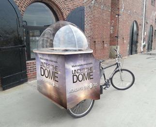 Under the Dome Pedi-Cab