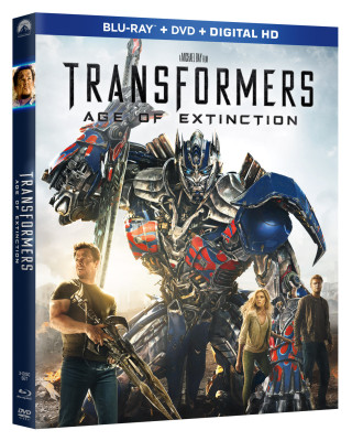 Transformers  4Combo Pack