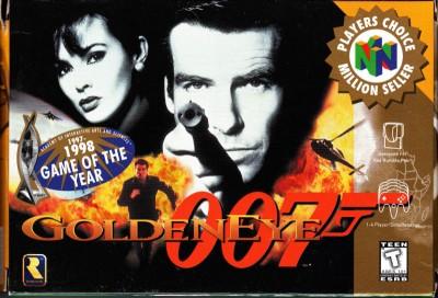 goldeneye box