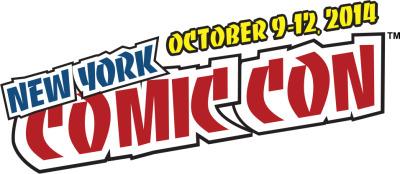 2014 NY Comic Con Logo