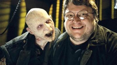 Guillermo Del Toro The Strain BTS 9-25-14
