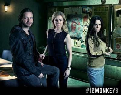 12 Monekys - Cast