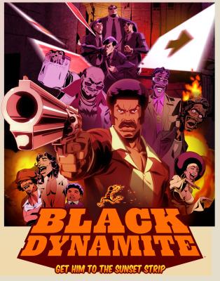 Black Dynamite poster 10-17-14