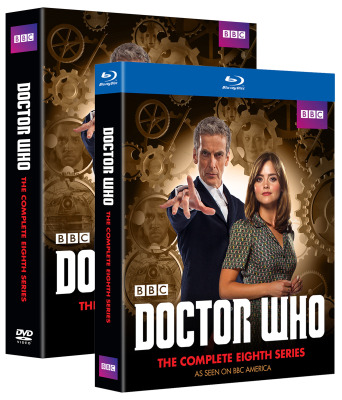Doctor Who - Complete Series Eight