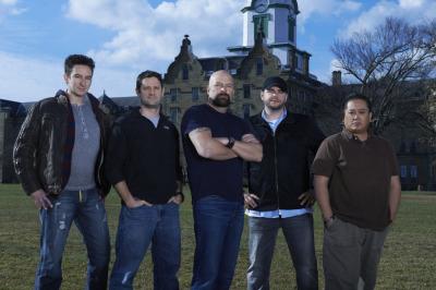 Ghost Hunters - Season 9