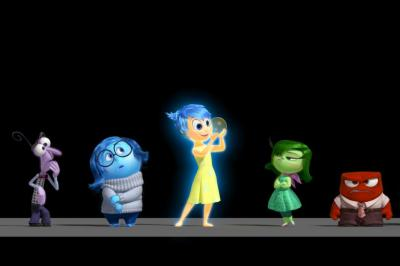 Inside Out - Emotions - 11-05-14