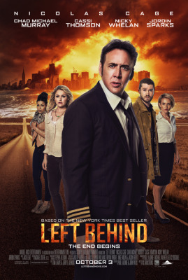 Left Behind poster promo 10-3-14