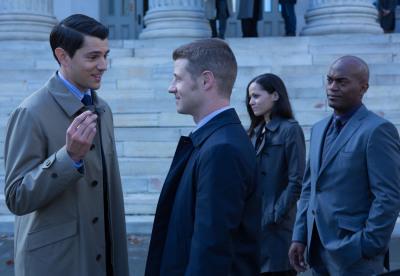 Gotham Episode 9 Recap, Gordon Meets Harvey Dent