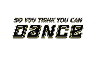SO YOU THINK YOU CAN DANCE. logo