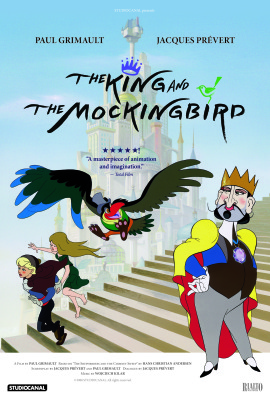 The King and the Mockingbird Poster_Rialto