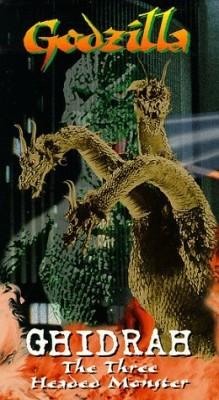 Ghidrah The Three Headed Monster