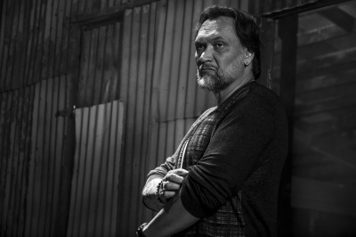 SONS OF ANARCHY -- Pictured: Jimmy Smits as Nero Padilla. CR: James Minchin/FX