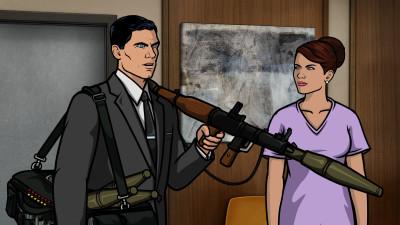 Archer - Archer-Cheryl