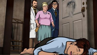 Archer - Cheryl Unconscious