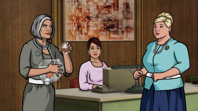 Archer - Malory-Cheryl-Pam