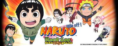 Naruto-RockLeeAndHisNinjaPals