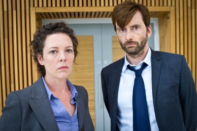 Broadchurch S2 - 1 Ellie & Hardy