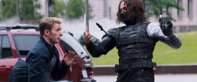 Cap vs. Bucky