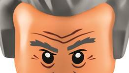 LEGO WHO